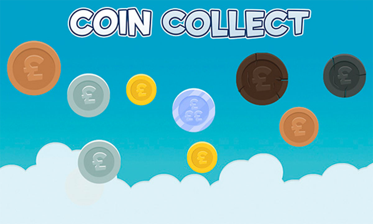Coin collect game